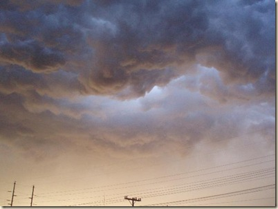 2009 March 28 Tumultuous Sky in Tennessee