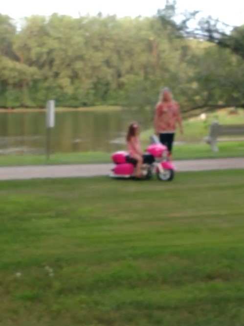 girl on pink harley 7.28.18 Miss. River.jpg