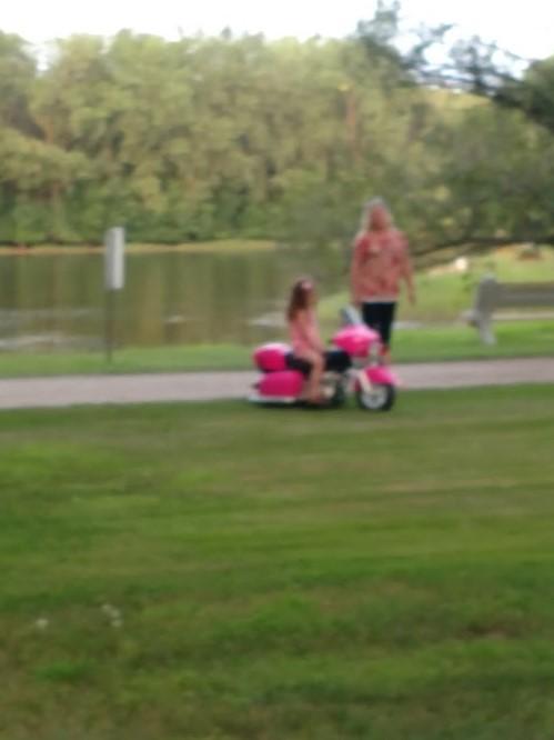 girl on pink harley 7.28.18 Miss. River.jpg