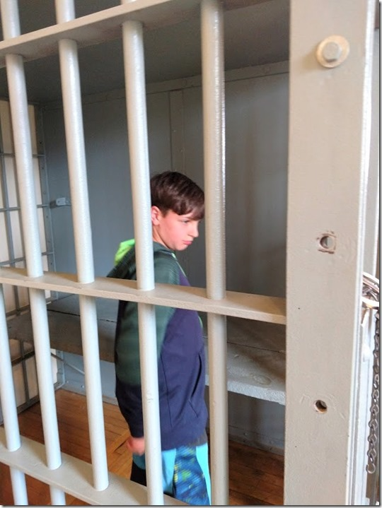 Grandson Jailed 7.18